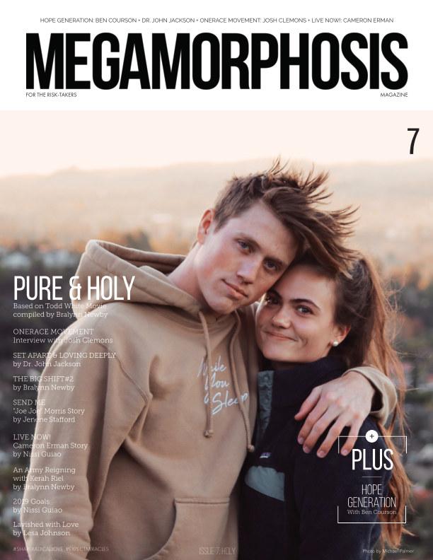 View Megamorphosis Magazine Issue 7 - Holy by Megamorphosis Magazine