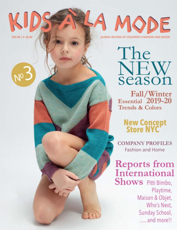 View Kids a la Mode Volume 3 by Janet Jacobs