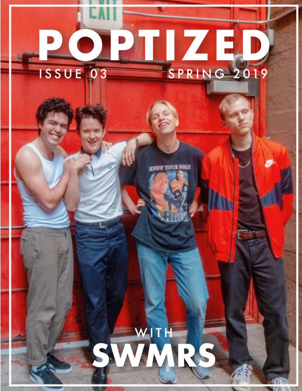 View Poptized Magazine / Issue Three by Poptized Magazine
