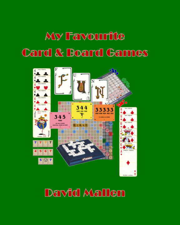 View My Favourite Card and Board Games by David Mallen