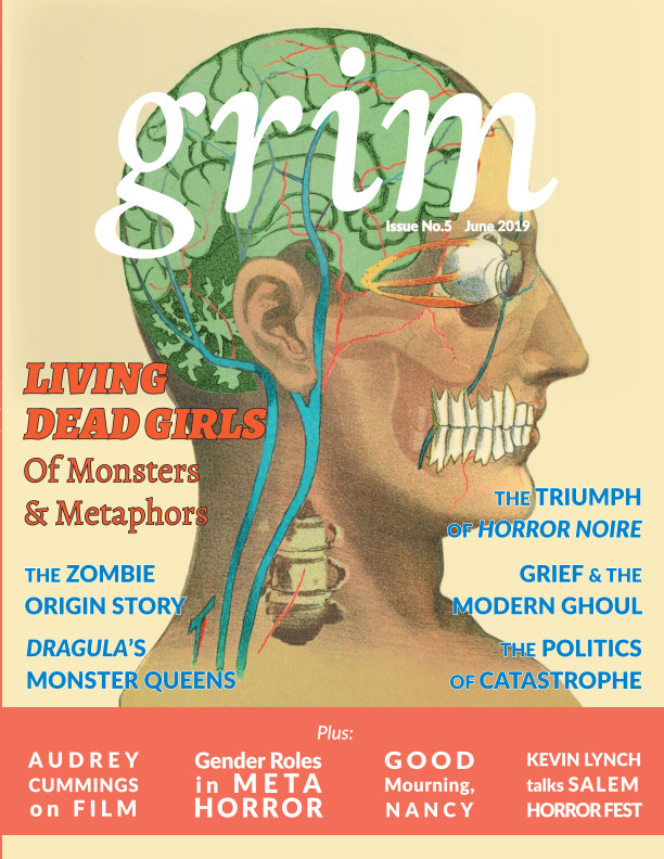 View Grim No. 5 - Living Dead Girls by Anatomy of a Scream