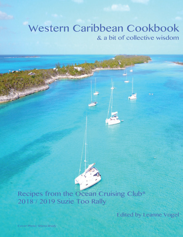 View Western Caribbean Cookbook by Leanne Vogel