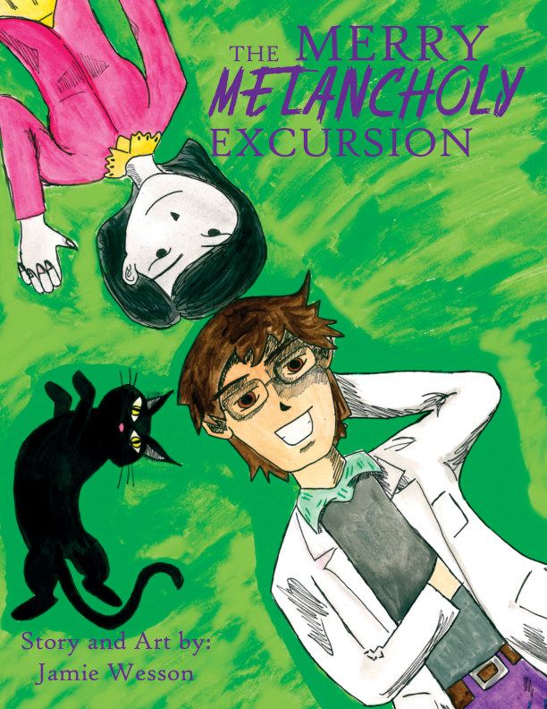 View The Merry Melancholy Excursion by Jamie Wesson