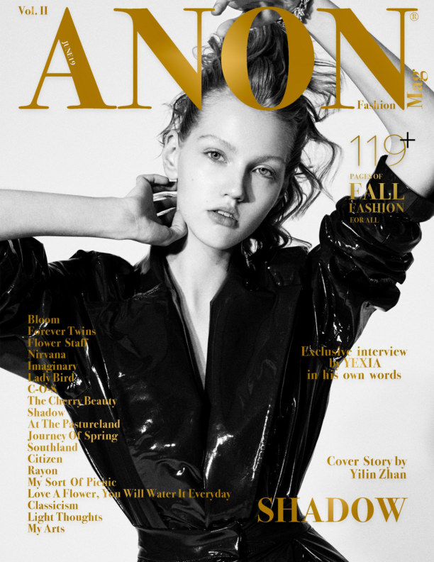 View June19 by ANON Fashion Magazine
