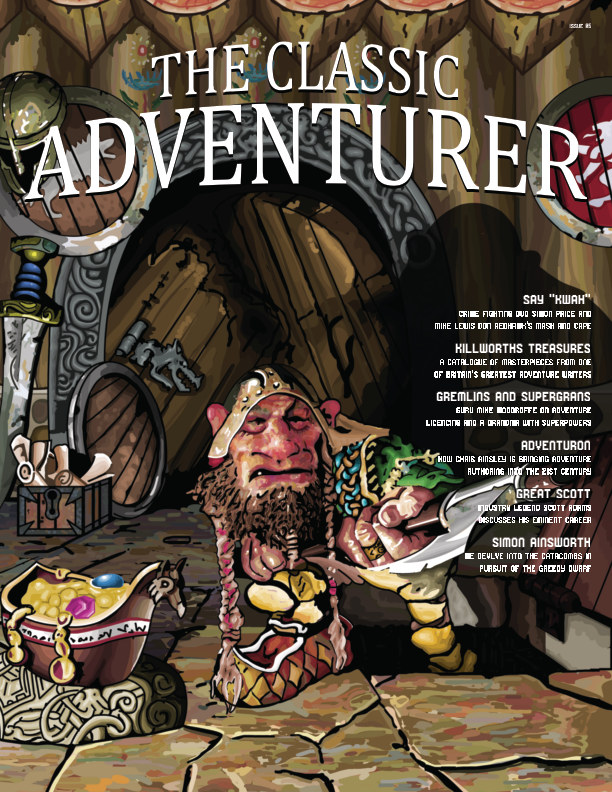 View The Classic Adventurer - Issue 05 by Mark James Hardisty