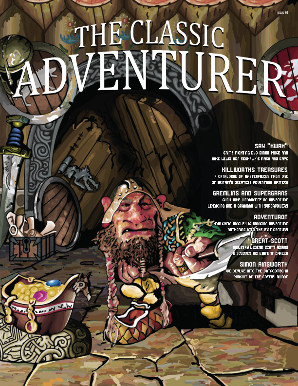 View The Classic Adventurer - Issue 05 (Economy) by Mark James Hardisty