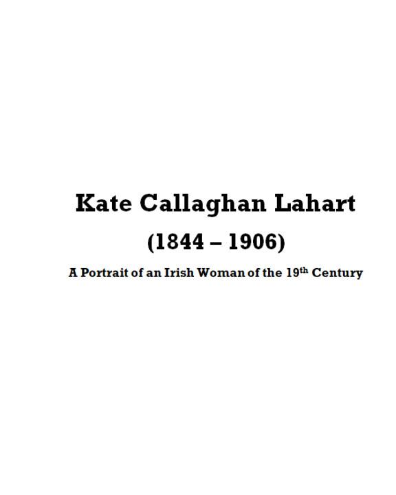 Bekijk Kate Callaghan Lahart op Gerard Walsh