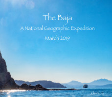 The Baja: A National Geographic Expedition book cover