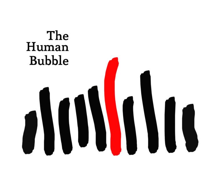 Bekijk The Human Bubble op José García Rosco