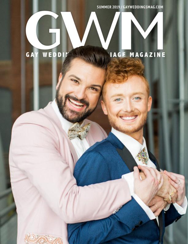 Bekijk Gay Weddings and Marriage Magazine Summer 2019 op Renee Clancy