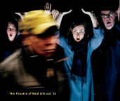 The Theatre of Real Life vol.14 book cover