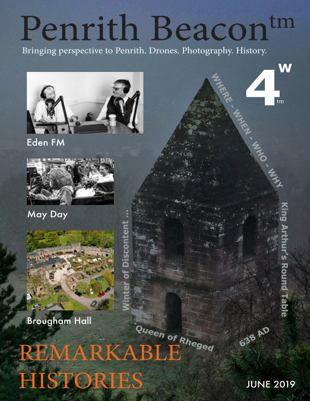 View Penrith Beacon Magazine (June 2019) by Anthony Harrison, Statesman