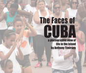 The Faces of Cuba book cover
