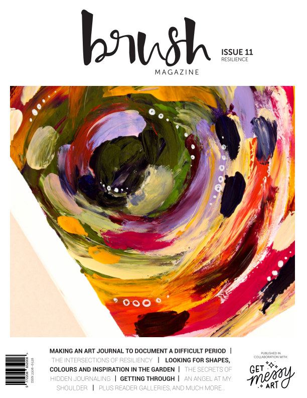 brush magazine issue 11  premium  by brush magazine