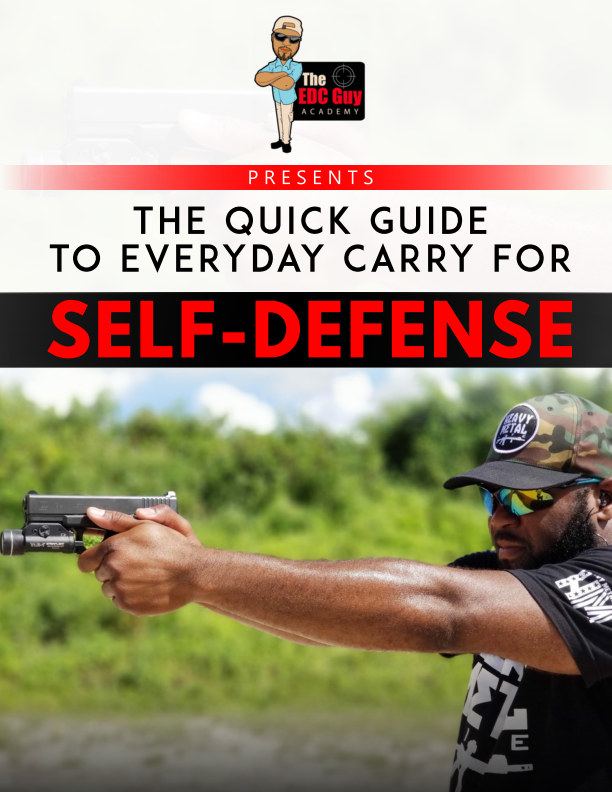 View The EDC Guy Academy Presents The Quick Guide to Everyday Carry for Self-defense by RONALD SIPPIO