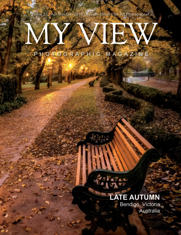 View My View Issue 31 Quarterly Magazine by Lynden Smith