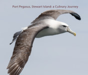 Port Pegasus, Stewart Island: a Culinary Journey book cover