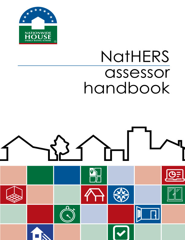 Ver NatHERS Assessor Handbook por Dept. Environment and Energy