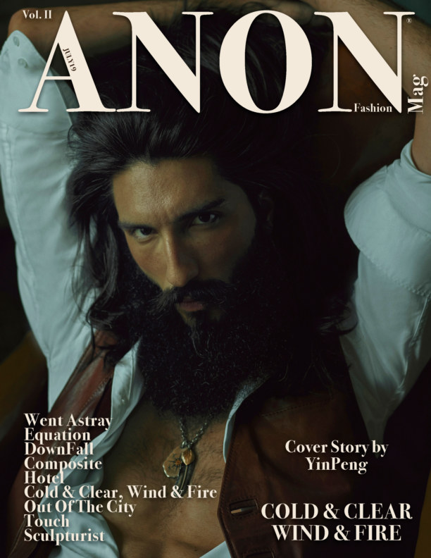 View ANON JULY19  Vol. II by ANON FASHION Magazine