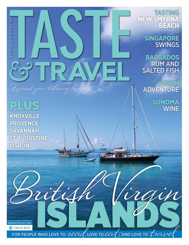 View Taste and Travel International by TasteAndTravelMagazine