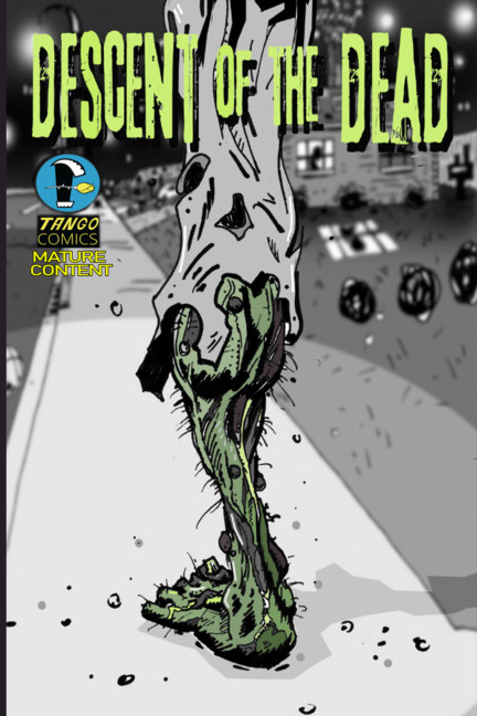 View Descent of the Dead Vol. 1 by Rich Perez