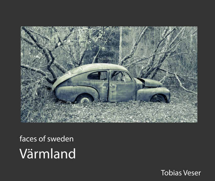 View faces of Sweden- Värmland by Tobias Veser