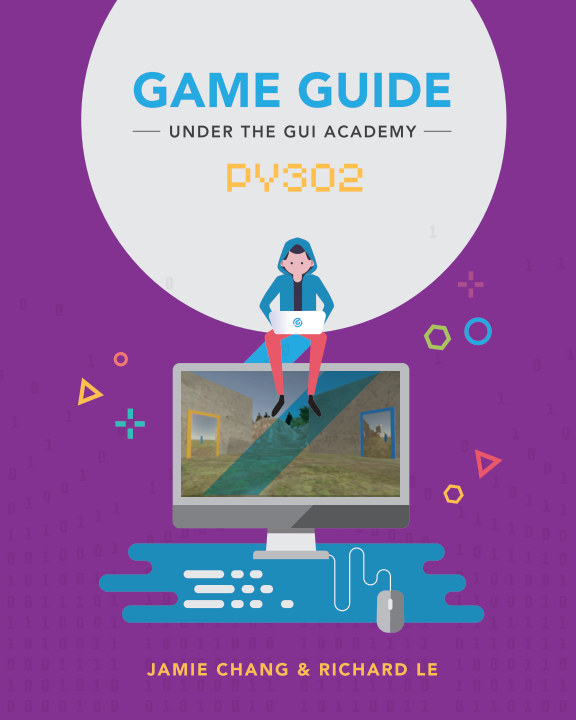 View PY302 Game Guide by Jamie Chang and Richard Le