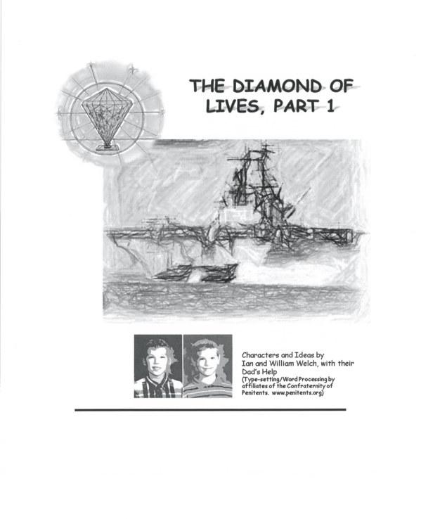 Ver The Diamond of Lives, Part 1 por Eric Welch