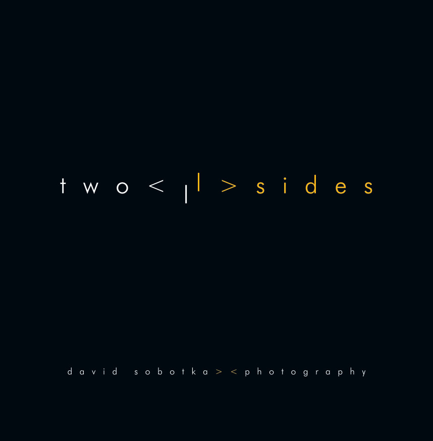 View two sides by dave sobotka