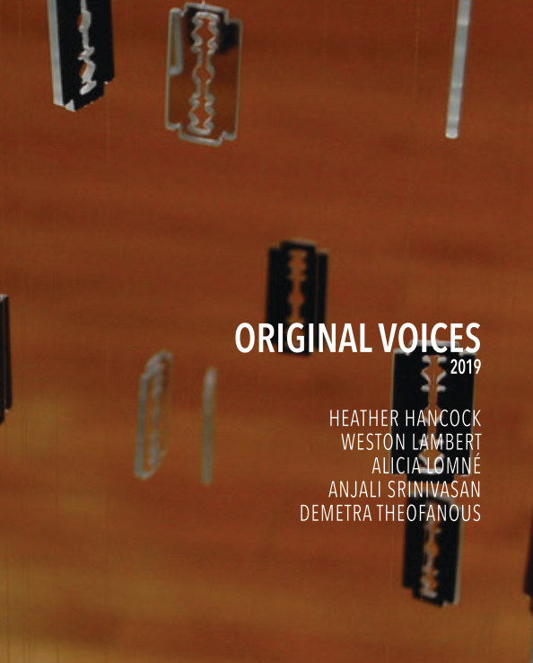 View Original Voices 2019 by Ken Saunders Gallery