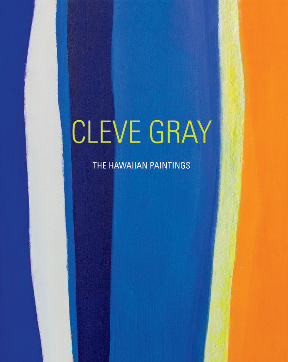 View Cleve Gray: The Hawaiian Paintings by Loretta Howard Gallery