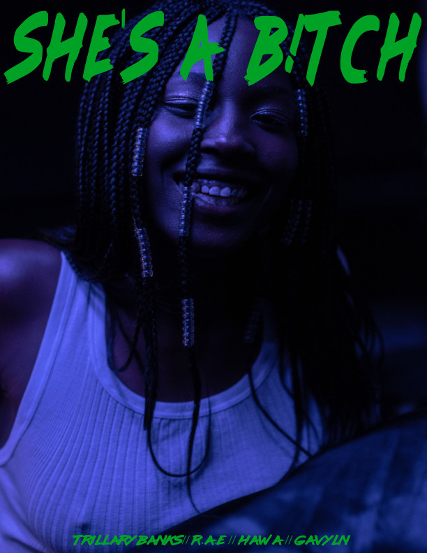 View She's A B!tch by Melissa Kasule