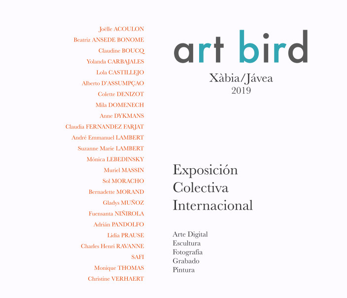 Ver Art Bird 2019 (Tapa Dura) por Art Bird/Sol Moracho