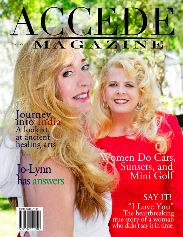 View Accede Magazine ~ Summer by Nancy Mac