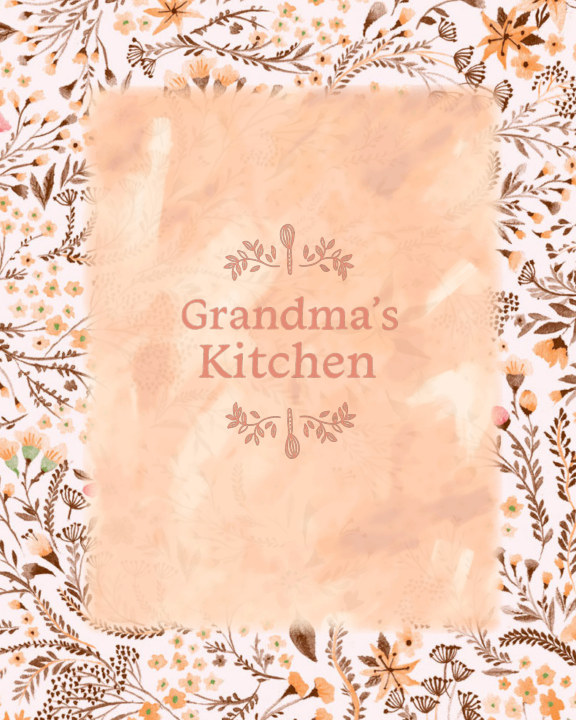 View Grandma's Kitchen by Kathryn Russell