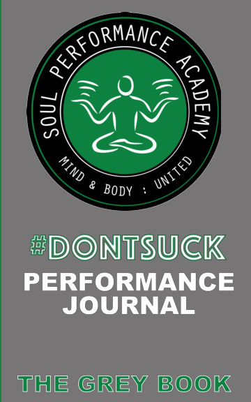 View #DONTSUCK Performance Journal by Dan Mickle