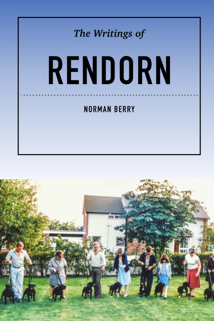 View The Writings of Norman Berry - Rendorn by Norman Berry
