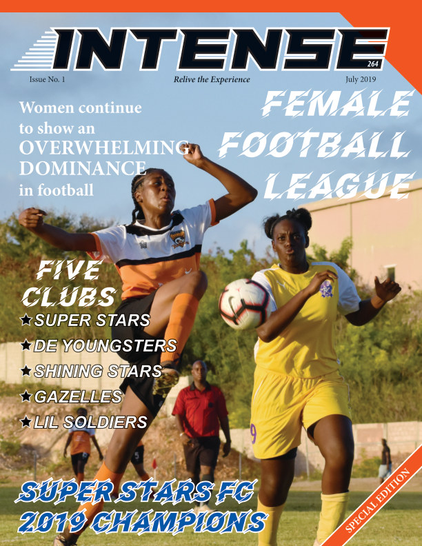 View Anguilla Female Football League by Esther Ward