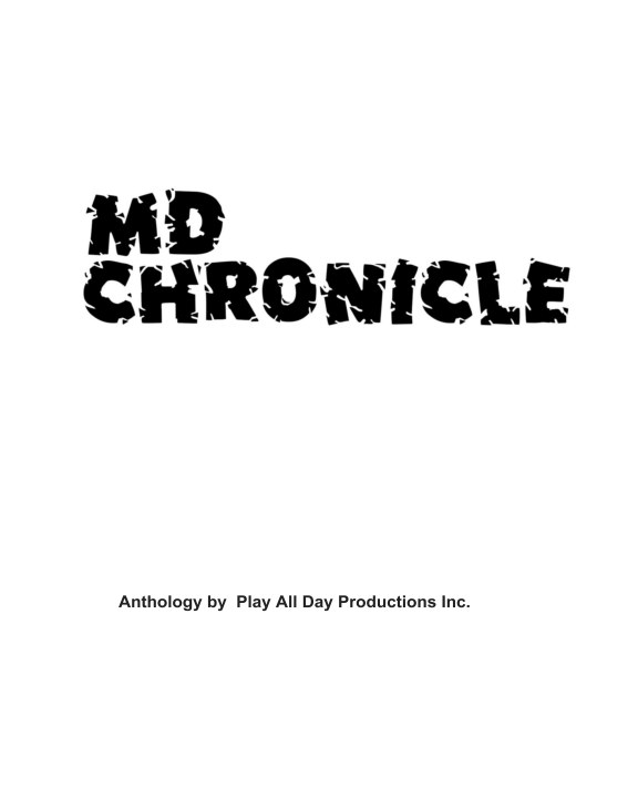 View MD Chronicle by Mark Anthony Jackson