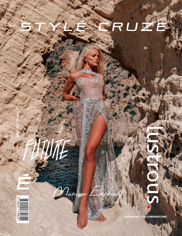 View August 2019 Issue (Vol: 27) | STYLÉCRUZE Magazine by Divyesh Pillarisetty