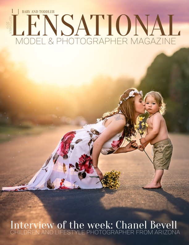 View LENSATIONAL Model and Photographer Magazine #1 Issue  |  Baby and toddler - September 2019 by Lensational Magazine