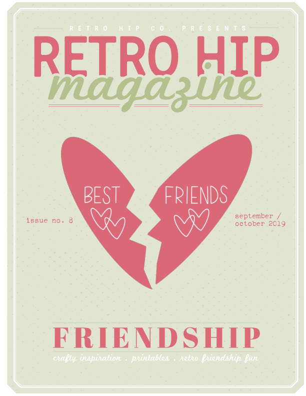 Ver Retro Hip Magazine - Issue no. 8 por Andrea Gray / retrohipmama