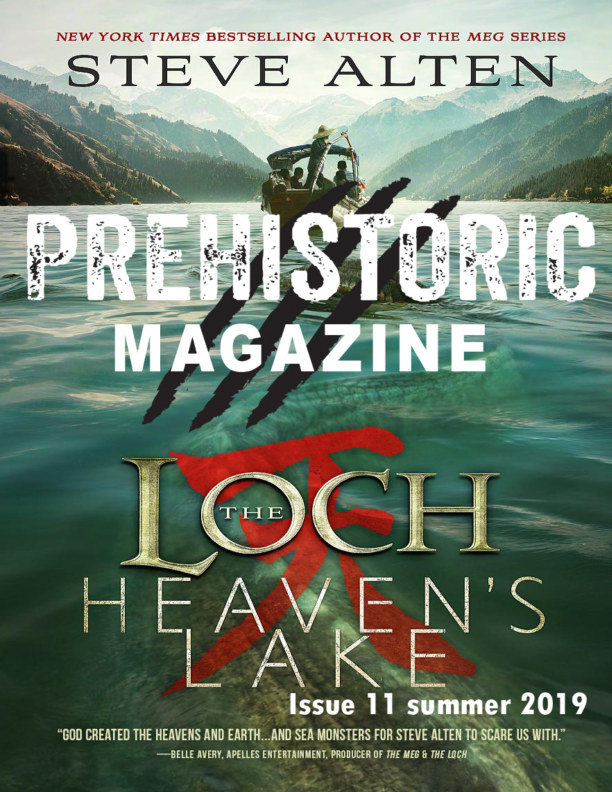 Ver Prehistoric Magazine - August 2019 Issue 11 por Prehistoric Magazine