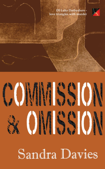 View Commission and omission by Sandra Davies