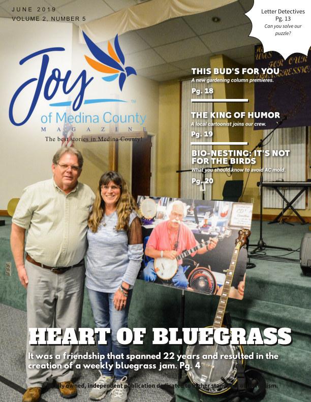 Ver Joy of Medina County Magazine June 2019 por Blake House Publishing, LLC
