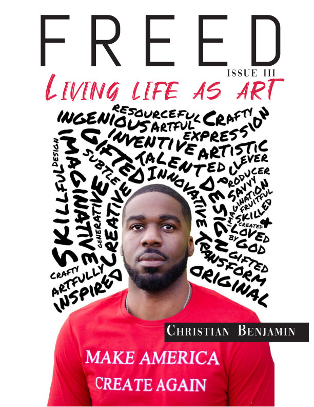 View FREED Magazine: Living Life as Art by FREED MAGAZINE