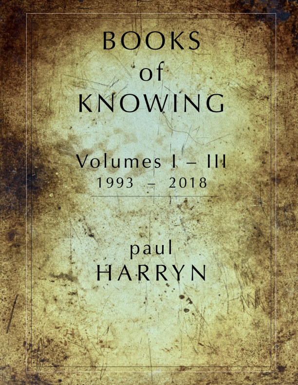 View 'Books of Knowing', magazine by Paul Harryn