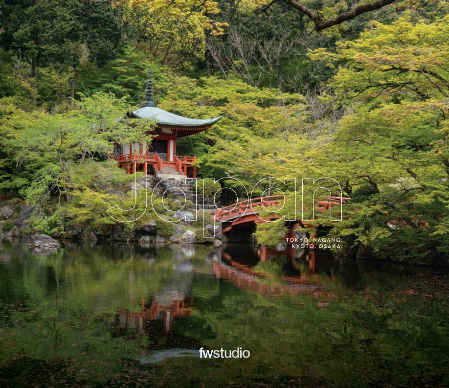 View Japan | Tokyo. Nagano. Kyoto. Osaka by Liv and Aaron Whitford