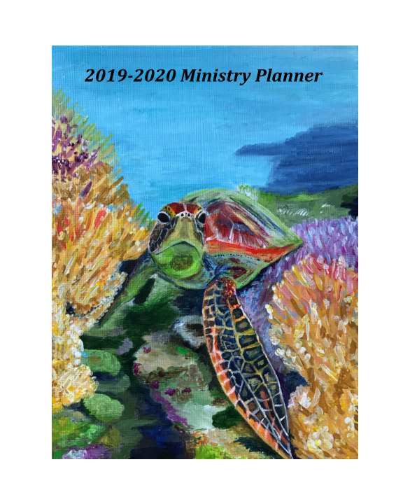 View 2019-2020 Ministry Planner by Amber Woodrum