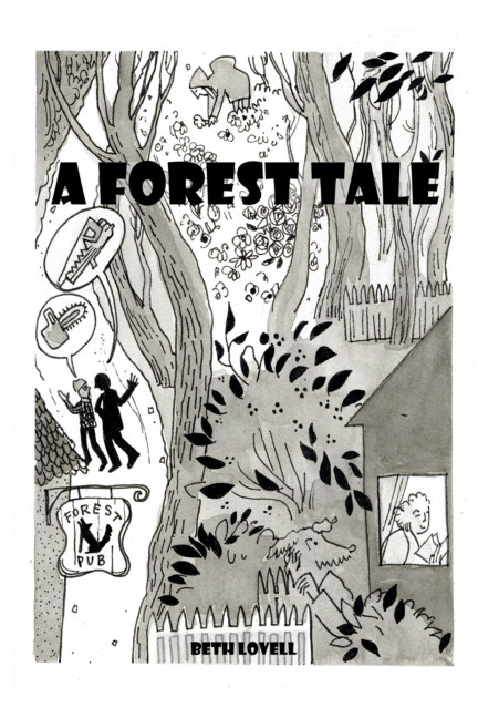 View A Forest Tale by Beth Lovell